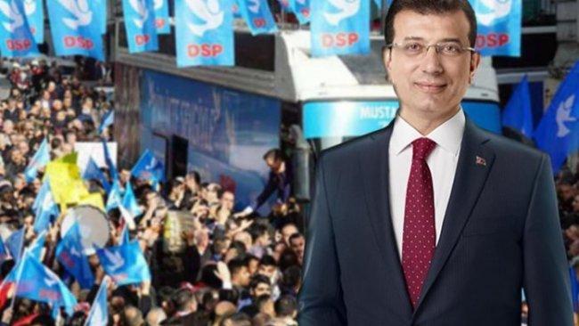 DSP'de ikinci İmamoğlu istifası