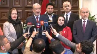 Kürt parlamenterler Abdulmehdi ile Kerkük'ü görüştü