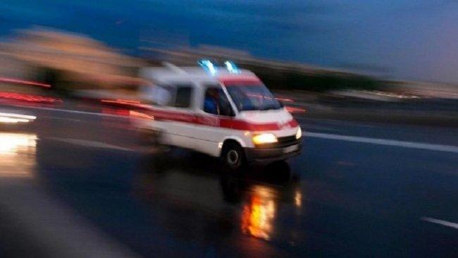 Antep - Urfa yolunda kaza