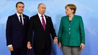 3 ülkeden Suriye ve İran konulu görüşme