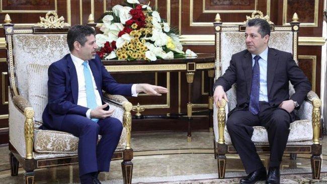 ABD'den Kürdistan'ın reform programına destek