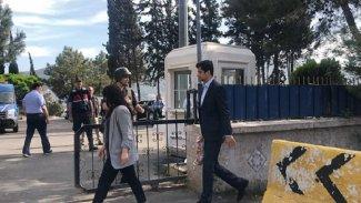 Öcalan'ın avukatları İmralı'dan döndü