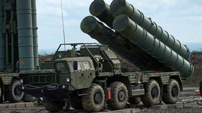 Rusya'dan ABD'ye S-400 tepkisi
