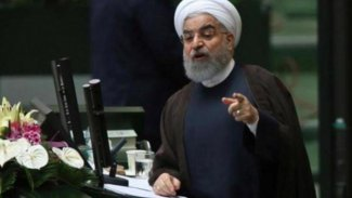 Ruhani: Topraklarımız bombalansa da vazgeçmeyeceğiz