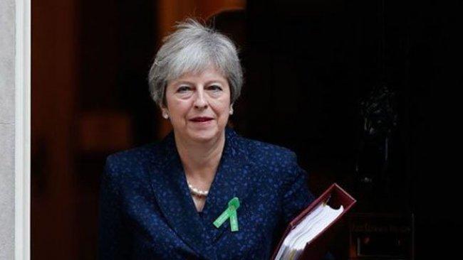 Times: İngiltere Başbakanı May istifa ediyor