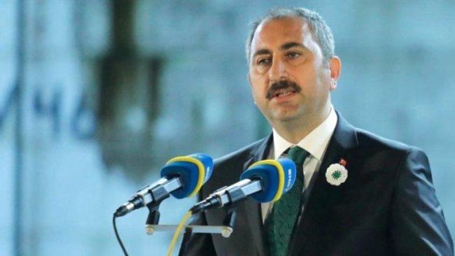 Adalet Bakanı Gül'den Öcalan çıkışı
