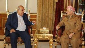 Başkan Barzani, İyad Allawi'yi kabul etti