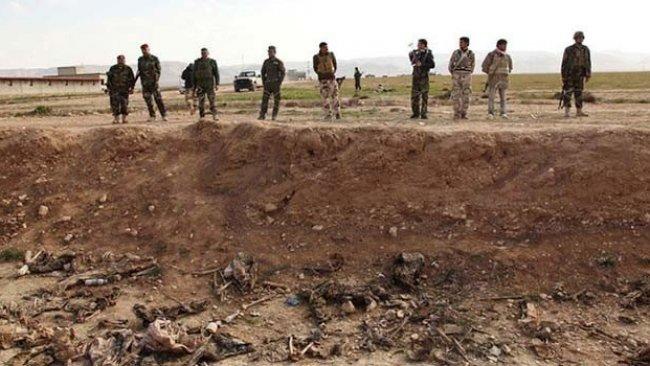 BM, Irak ve Kürdistan bölgesinde 12 toplu mezar ortaya çıkardı