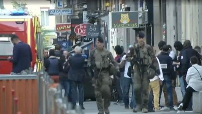 Fransa'da patlama: Çok sayıda yaralı var