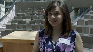 Rojavalı Kürt kadın Belçika'da aday oldu