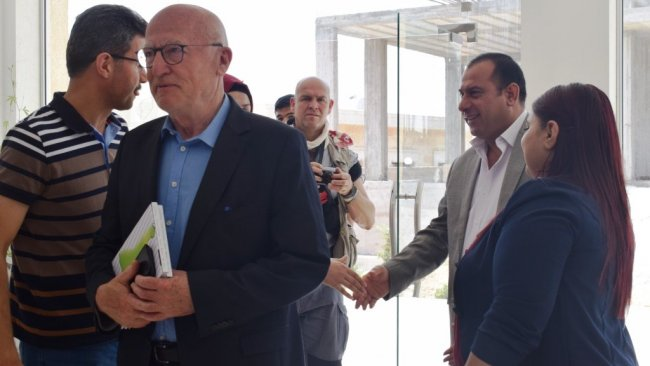 Rojava'yı ziyaret eden AP heyetinden açıklama