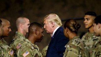 Trump'tan Orta Doğu'ya asker gönderme açıklaması: Öneriye açığım