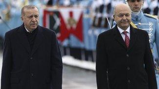 Berhem Salih'den sürpriz Türkiye ziyareti