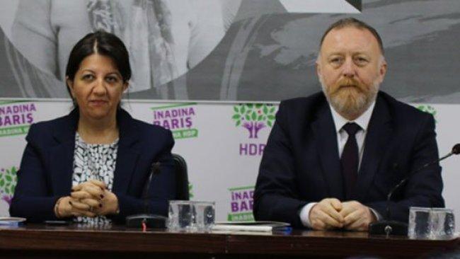 HDP'den açlık grevleri ve Öcalan açıklaması