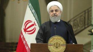 Ruhani:  İran tarihinde böyle bir şey görülmemiş