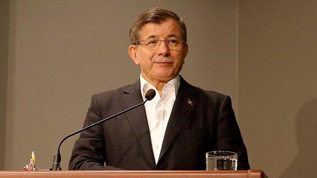 Ahmet Davutoğlu, Diyarbakır'da yeni parti iddialarına yanıt verdi
