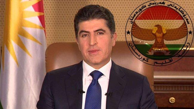 Başkan Neçirvan Barzani'ye tebrik mesajları