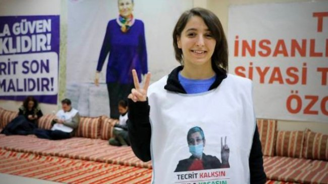 HDP'li vekile 'Leyla Güven' fezlekesi
