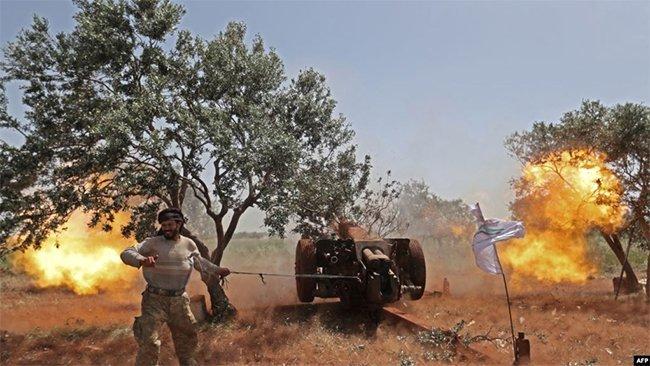 İdlib'te zor durumda kalan HTŞ'den Türkiye'ye çağrı