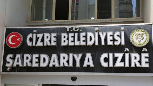 Cizre'de kayyım belediyeyi icraya verdi
