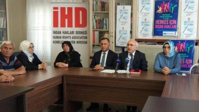 İHD: PKK tarafından alıkonulan asker ve polisler serbest bırakılsın