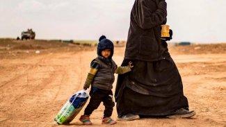 Irak, aileleri IŞİD'li 188 çocuğu Türkiye'ye iade ediyor