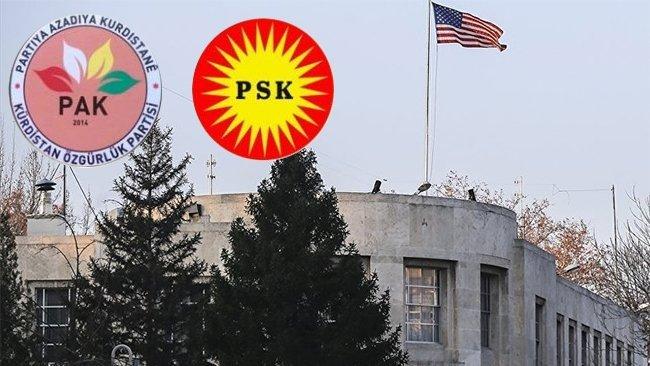 PAK ve PSK heyeti Amerikan Büyükelçiliği temsilcileriyle görüştü