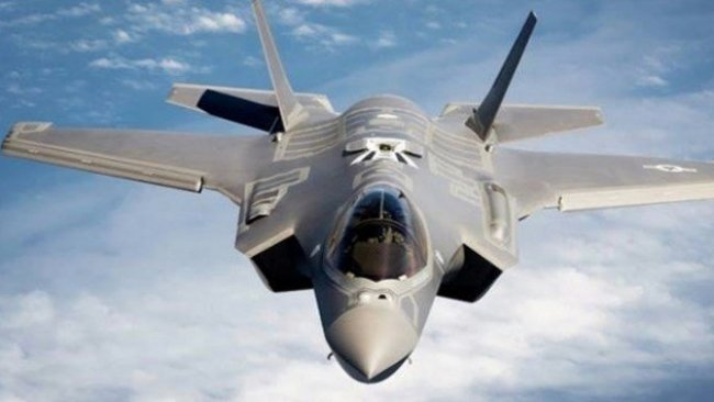 Reuters: ABD, Türk pilotların F-35 eğitimini askıya alabilir