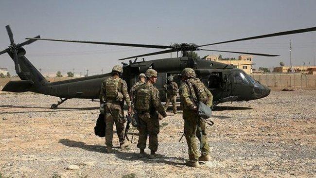 Anbar'daki Ayn el-Esed Askeri Üssü'nde alarm