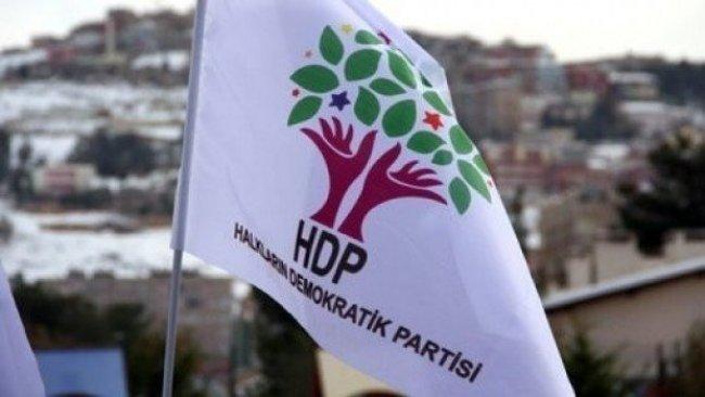 HDP'den Hakurk Operasyonu açıklaması