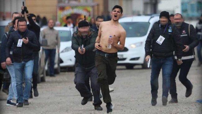 Kemal Kurkut'un annesinden polise sitem: Neden vurdun, Oğlum sana ne yaptı!