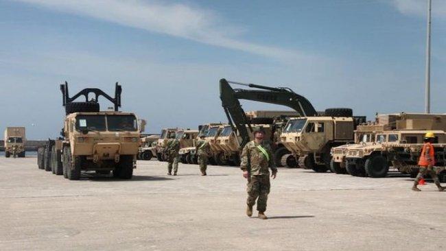 Pentagon'dan Yunanistan'a asker sevkiyatı açıklaması