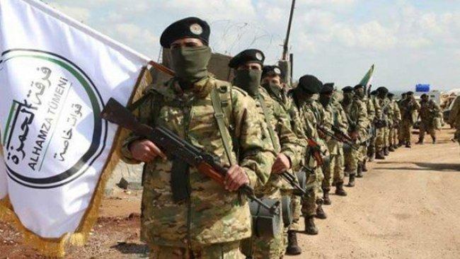 Afrin'in Kokane köyü ÖSO'ya karşı ayaklandı