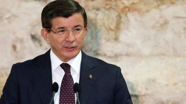 """Ahmet Davutoğlu'ndan """"platform"""" hamlesi"""