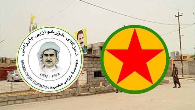 Barzani Yardım Vakfı: PKK, Şengal'e yardımları engelliyor