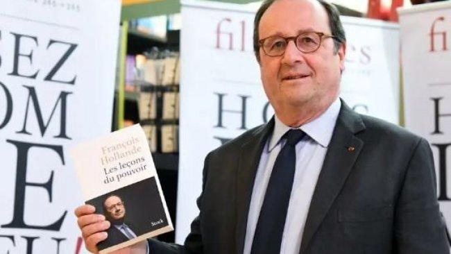 Hollande: Kürt kahramanlar, IŞİD'e karşı başarının baş aktörü