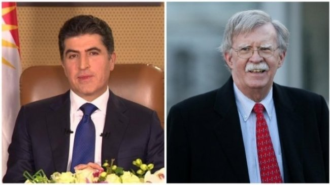 John Bolton: Kürdistan Bölgesi için önemli bir adım