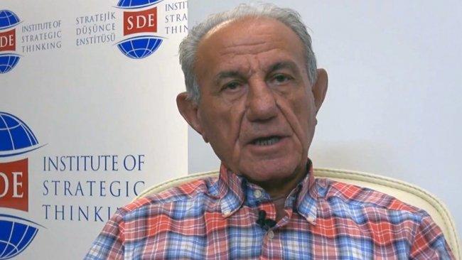 Emekli Albay'dan Zap'ın Doğusu'nda Güvenli Bölge iddiası