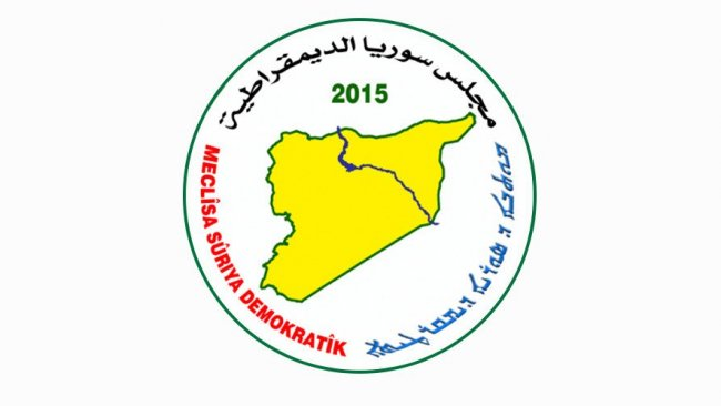 MSD'den Rakka'daki bombalı saldırıya ilişkin açıklama