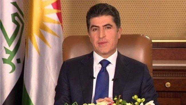 Neçirvan Barzani'den AK Parti'li Özdemir'in mesajına Kürtçe yanıt