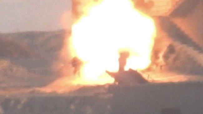 Rakka'da patlama: 10 ölü