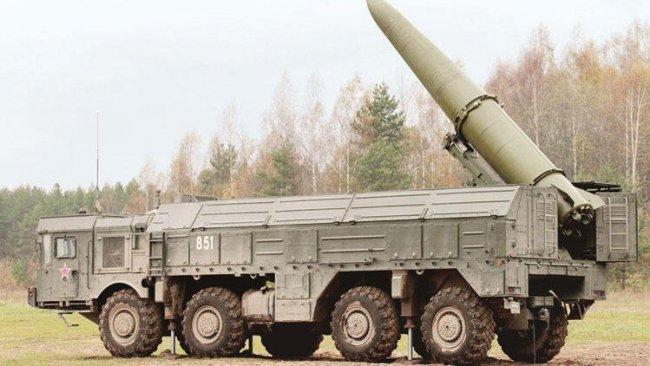 Rusya'dan Suriye'ye füze sevkiyatı