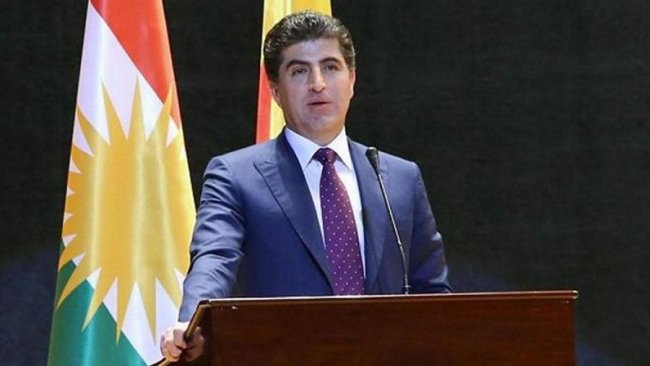 Abdulmehdi'den Neçirvan Barzani'ye ikinci tebrik mesajı