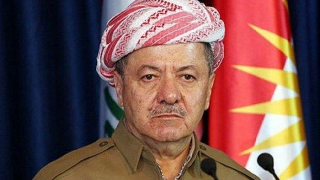 Başkan Barzani'den KDP'ye: Her türlü çatışmadan uzak durun