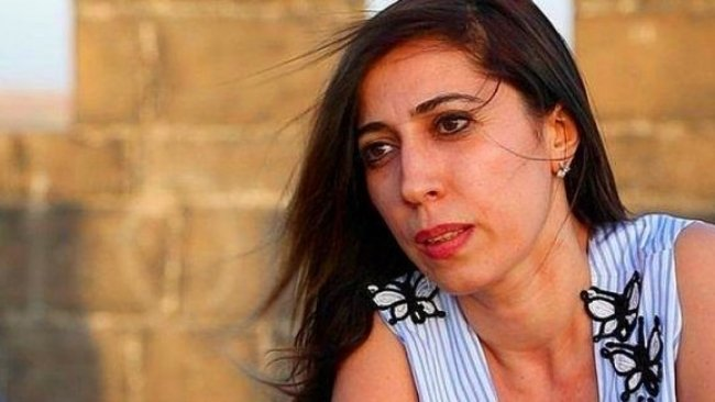 Nurcan Baysal'a 'terör örgütü üyeliği' iddiasıyla gözaltı
