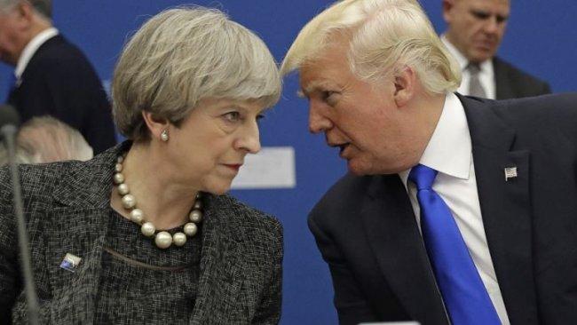 ABD ve İngiltere'den İran açıklaması: Hedefimiz aynı