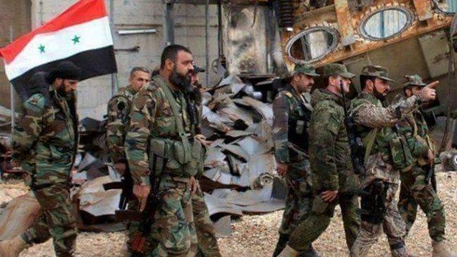 Suriye ordusunun İdlib operasyonu yeniden başladı: Bir kasaba daha geri alındı