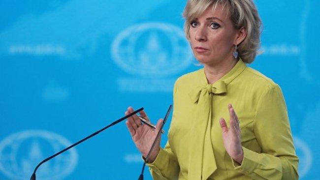 Zaharova: İdlib'deki saldırılara göz yumamayız