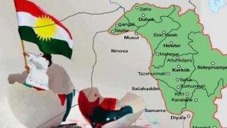 'Ortadoğu'da Erbil başkentli Kürdistan Devleti doğuyor'