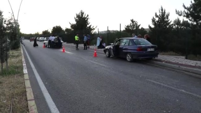 Elazığ'da trafik kazası: Çok sayıda yaralı var